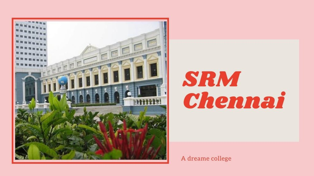 srm chennai direct admission