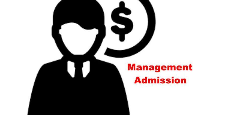 Management Admission